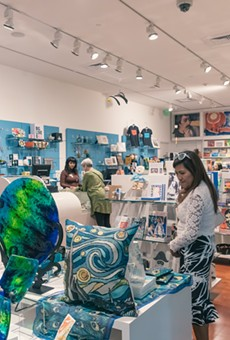 Grab Some Artsy Fartsy Holiday Gifts at the 3rd Annual Museum Store Sunday in San Antonio