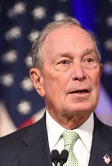 Democratic Presidential Candidate Michael Bloomberg Flooding Texas Airwaves With $3 Million in Ad Spending