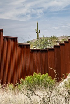 We Build the Wall's Founder Bashes Priest and Nature Preserve as He Looks to Build South Texas Border Fence