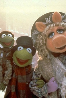Celebrate the Holidays with a Screening of The Muppet Christmas Carol at La Villita This Saturday