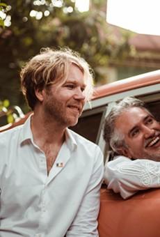 Sad-Folk Duo Demitasse Will Perform at Tobin Center to Celebrate Third Album Release
