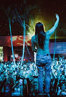 Cowboys Dancehall Celebrating Freakfest with DJ Set from Steve Aoki This Weekend