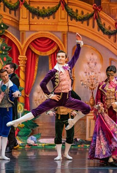 Moscow Ballet to Perform Great Russian Nutcracker at San Antonio's Majestic Theatre