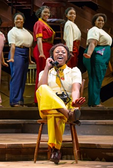 Award-Winning Stage Production of The Color Purple to Fill San Antonio's Majestic Theatre