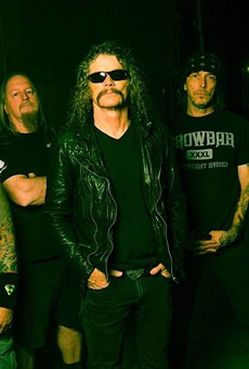 Overkill, Exhorder and More Bring '80s Thrash Metal Back to San Antonio