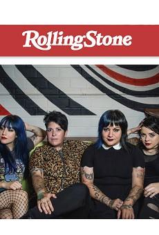San Antonio Riot Grrrl Punkers Fea Just Landed in Rolling Stone