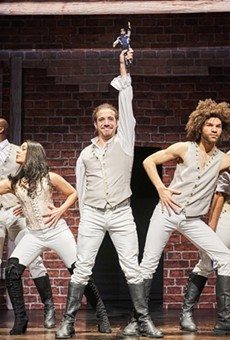 Lin-Manuel Miranda-Approved Spamilton, a Hamilton Parody, Taking Over the Majestic Theatre Stage This Month