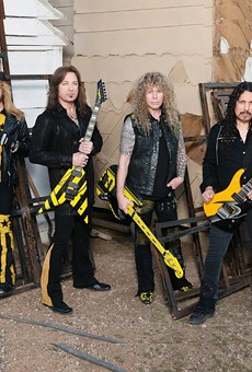 Stryper Returning to Give San Antonio a Fix of Jesus-Lovin' '80s Metal