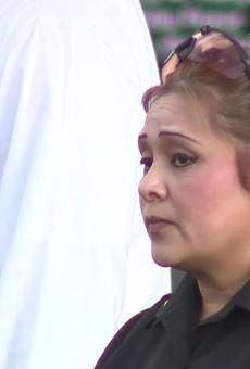 Constable Michelle Barrientos Vela