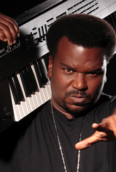 The Office Star Craig Robinson Performing in San Antonio This Weekend