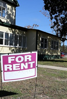 Renters occupy roughly 46% of housing units in San Antonio, according to data pulled from the 2012-2016 American Community Survey by Councilman Roberto Treviño's office.