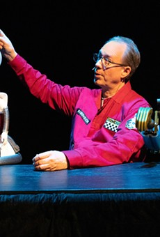 Mystery Science Theater 3000 Host Joel Hodgson Coming to the Tobin Center to Make You Laugh During Live Riffing