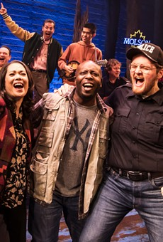 Come From Away Tells Story of Canadian Town That Helped Diverted Planes After 9/11, Tour Stopping in San Antonio