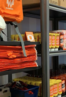 UTSA, Whataburger and San Antonio Food Bank Fighting Food Insecurity Among Students with New On-Campus Pantry (4)