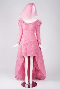 Victor Costa, Wedding dress, 1992.