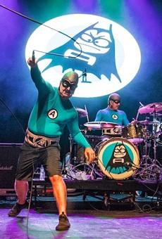 Reel Big Fish and Aquabats Summer Tour Swinging Through San Antonio