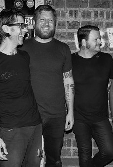 Against Me! is all smiles.
