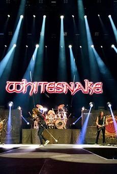 '80s Rock Mainstay Whitesnake Returning to San Antonio