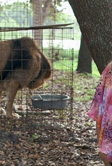 Carole Baskin, the Big Cat Lady Featured in Netflix Docuseries Tiger King, Was Born in San Antonio (2)