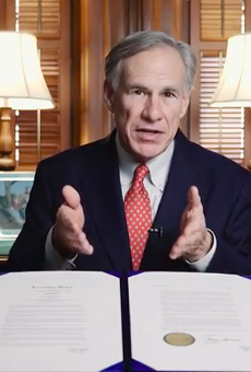 Gov. Greg Abbott's had plenty of screen time during the COVID-19 crisis, but a new study ranks Texas near the bottom when it comes to addressing the outbreak.