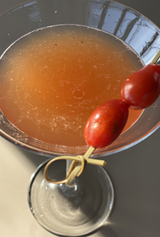 Cupboard Cocktails: Don't Jettison the Juice — Save the Water from Canned Tomatoes to Add Zing to Your Cocktails