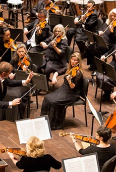 The San Antonio Symphony is one of many organizations to lose funding from the city.
