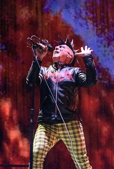 Tool, pictured here at a recent San Antonio performance, was one of a string of touring acts that's postponed dates amid the coronavirus pandemic.