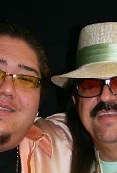 Social Media Post Labels Flashy TV Pitchman Mike Yuchnitz as 'San Antonio's Joe Exotic'