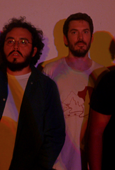 Midnight Cleaners are among the San Antonio bands with recent release available.