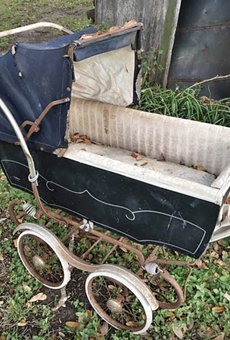 San Antonio Social Media Goes Off on Haunted AF Baby Carriage (3)
