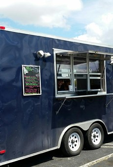 Top Notch Diner food trailer was stolen, but recovered quickly thanks to attentive social media followers.