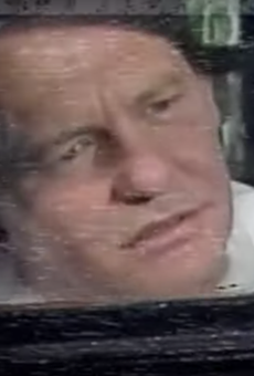 A still from an interview of Charles Harrelson