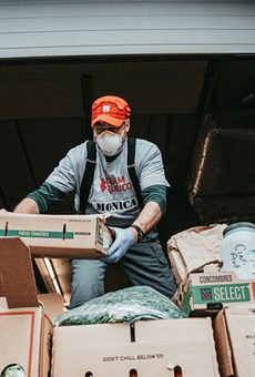 Team Rubicon, a veteran-led disaster response organization, received $23.5K from the distillery's efforts