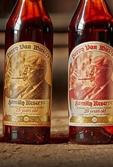 WB Liquors Auctions Rare Pappy Van Winkle Bourbon to Benefit San Antonio and Bryan Food Banks