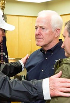 Texas Senators Cornyn and Cruz Defend Trump's Threat to Deploy Military to Crack Down on Protests