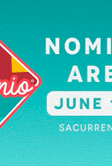 Nominations For the Current's Best of San Antonio 2020 Open Next Week