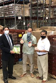 Mission Foods has donated more than 37,920 servings of food to the SA Food Bank