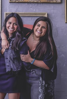 Jessica Marinez (l) and Amber Hernandez (r), have made significant upgrades to their Northside venue, Picks Bar.