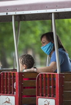 San Antonio Zoo Celebrates the Great (Little) Train Robbery Anniversary with Live Reenactments