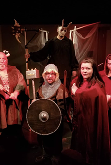 San Antonio Comedy Troupe's Die of the Beholder Streams D&D Antics Into Our Living Rooms