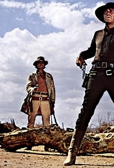 Once Upon a Time in the West will screen on July 21.