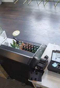 Video Captures Woman Swiping Cash From San Antonio Gelato Shop Tip Jar