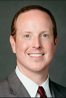 Texas Public Policy Foundation Chief Economist Vance Ginn