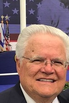 Pastor John Hagee's CUFI Church Association Filed to Collect Up to $1M in Federal PPP Funds
