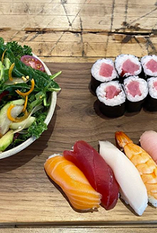 21 Essential San Antonio Sushi Joints Offering Food To-Go