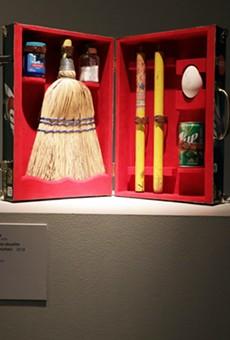 San Antonio Artist Ruben Luna's Symbolic Portraits Featured in McNay's Artists Looking at Art Series