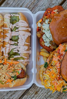San Antonio's Smack's Chicken Shack Teaming Up with Just Dogs 34 for Collaborative Event