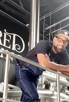 San Antonio Brewer Leading Racial Equality Campaign Named to Wine Enthusiast's 40 Under 40 List