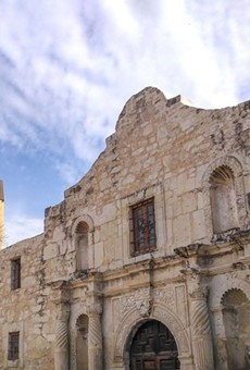 The Alamo Reopens Its Grounds to the Public