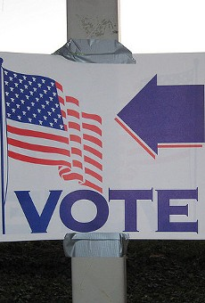 Early voting for the runoff election start on Monday, June 1.